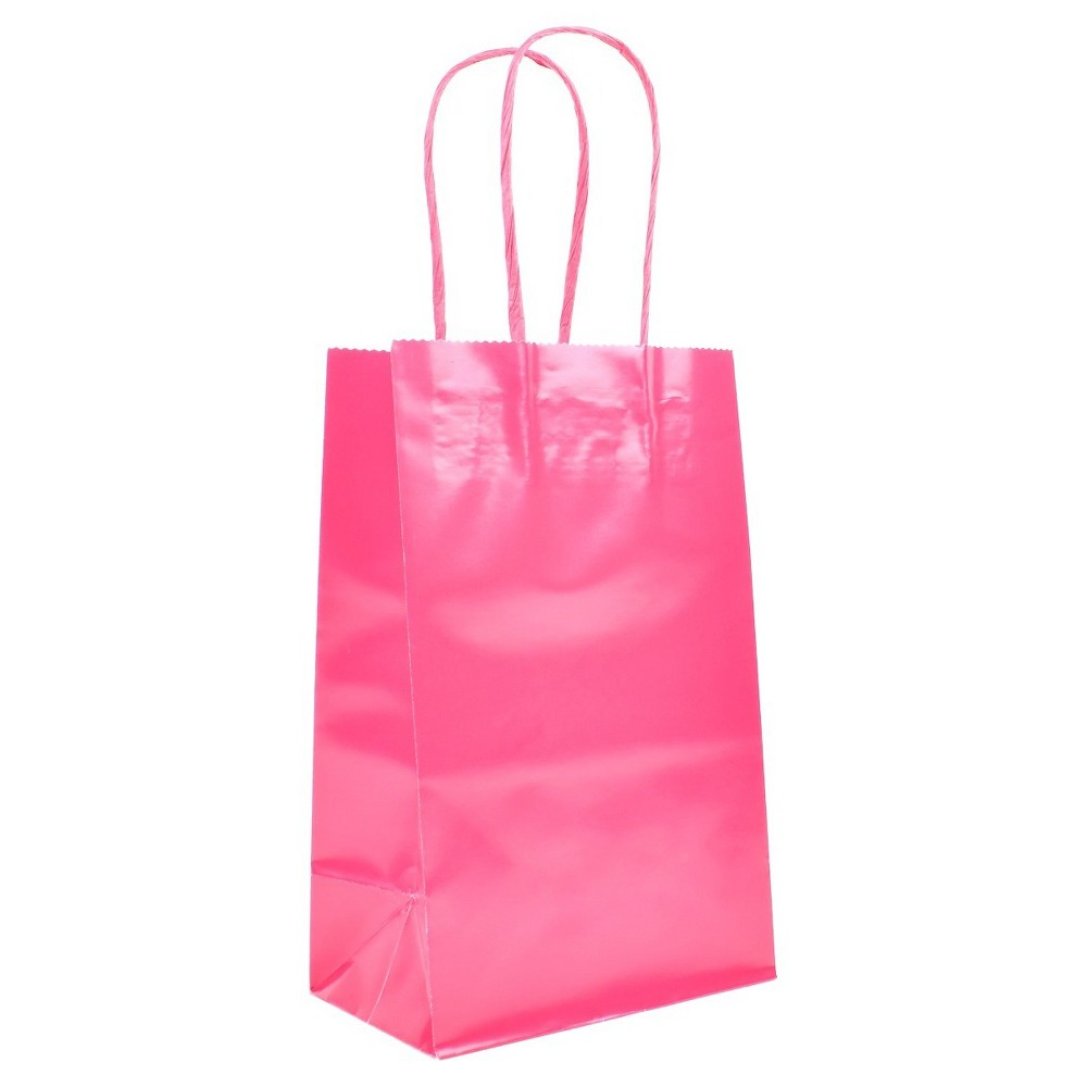 Image of 10ct Favor Tote Pink - Spritz