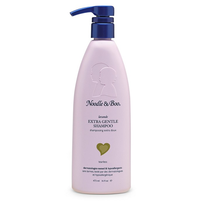 Noodle & Boo Lavender Newborn and Baby Extra Gentle Shampoo - 16oz - image 1 of 2