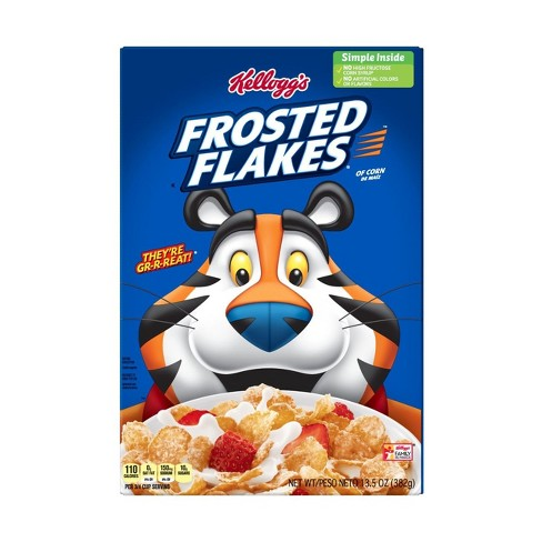 Image result for frosted flakes cereal