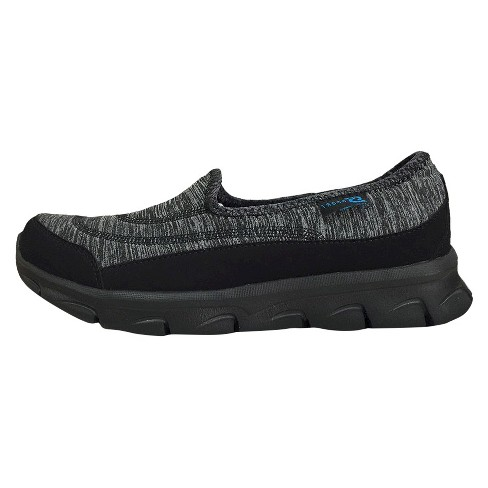 13eb9eaabd93 Women s S Sport By Skechers Strolz 2.0 Performance Athletic Shoes - Black  11   Target