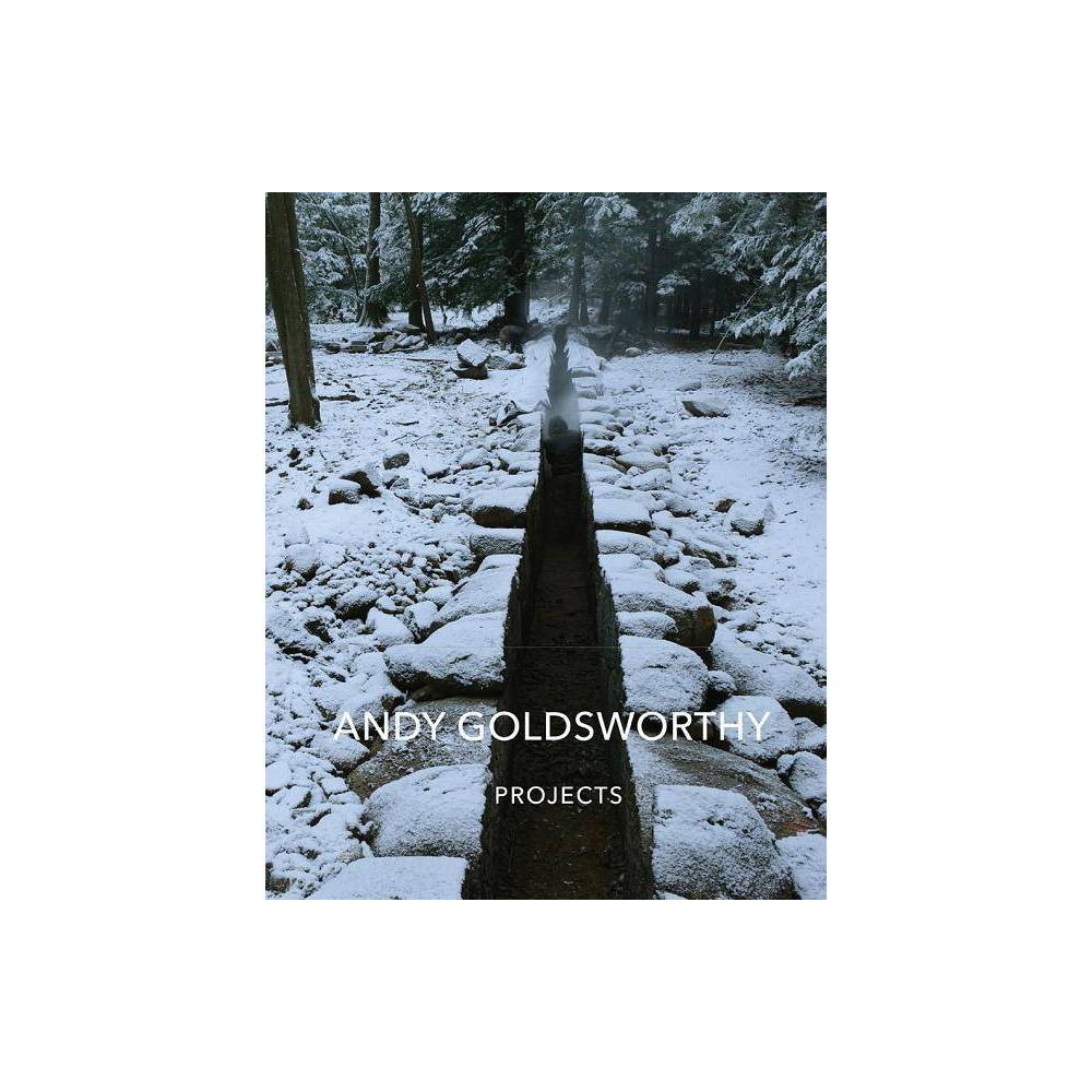 Andy Goldsworthy Projects Hardcover