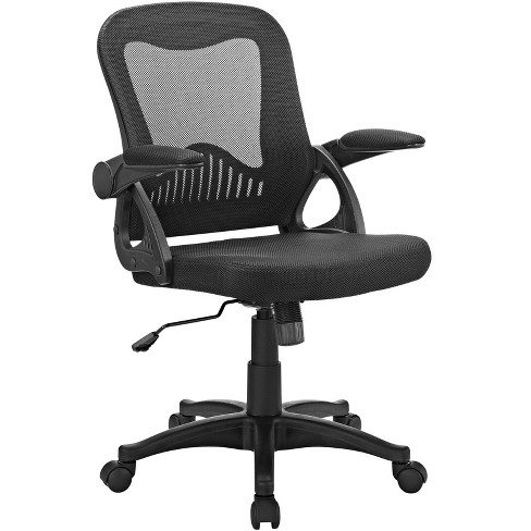 Advance Office Chair Black - Modway - image 1 of 4