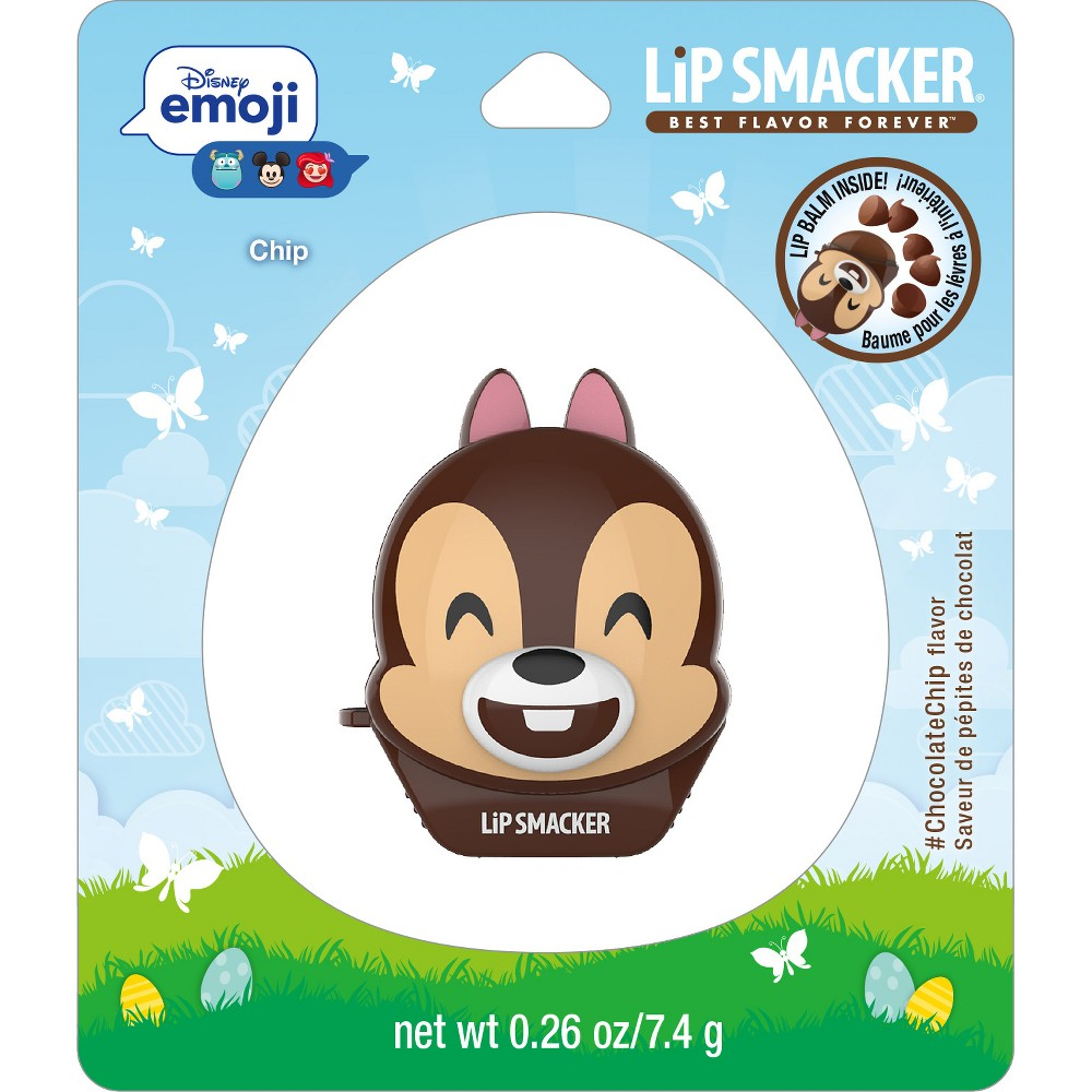 Image of Lip Smacker Character Lip Balm Emoji, Chip - 1ct
