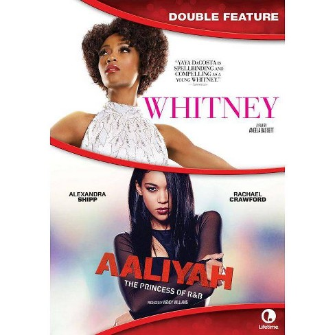 Whitney / Aaliyah (DVD) - image 1 of 1
