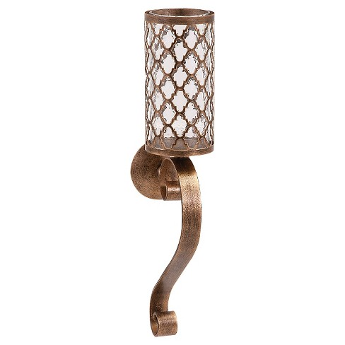 Aurora Wall Sconce - Copper - image 1 of 1