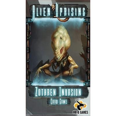 Zothren Invasion Board Game