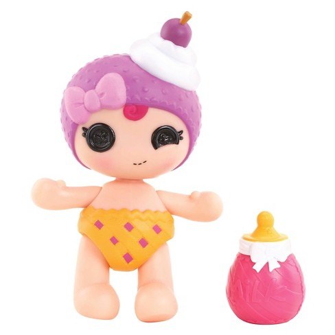 Lalaloopsy Babies Newborn Doll Blackberry Pie - image 1 of 3