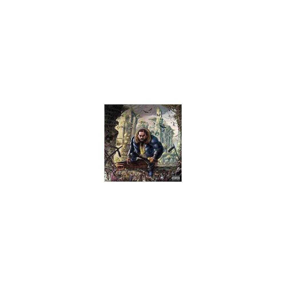 Raekwon - Wild (White) (Vinyl)