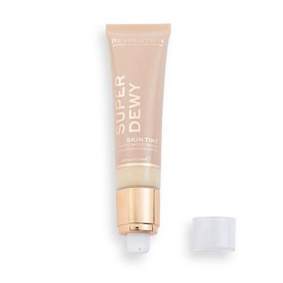 Makeup Revolution Superdewy Tinted Moisturizer - Fair - 0.85 fl oz