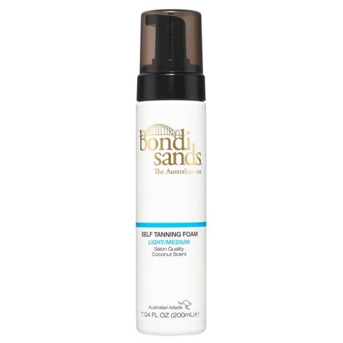 Bondi Sands Self-Tanning Foam - Light/Medium - 7.04 fl oz - image 1 of 4