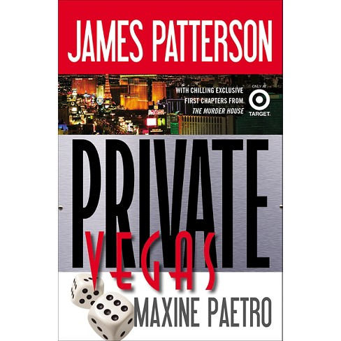 Private Vegas ( Jack Morgan Series) (Reprint) (Paperback) by James  Patterson - image 1 of 1