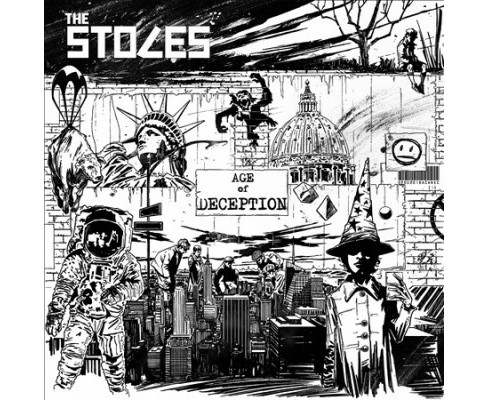 Stoles - Age Of Deception (CD) - image 1 of 1