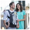 LILLEbaby 6-Position COMPLETE All Seasons Baby & Child Carrier - Charcoal/Silver - image 3 of 4