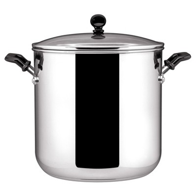 Farberware Classic Stainless Steel 11-Quart Covered Stockpot