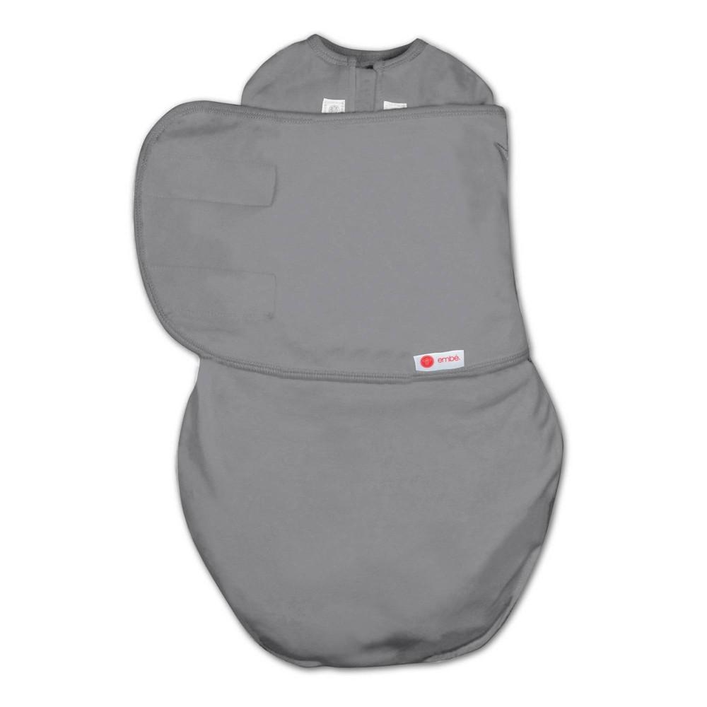 Image of embe Starter Original Swaddle - Slate Gray