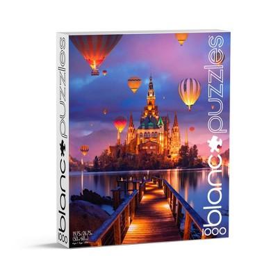 blanc Mystical Kingdom Jigsaw Puzzle - 1000pc