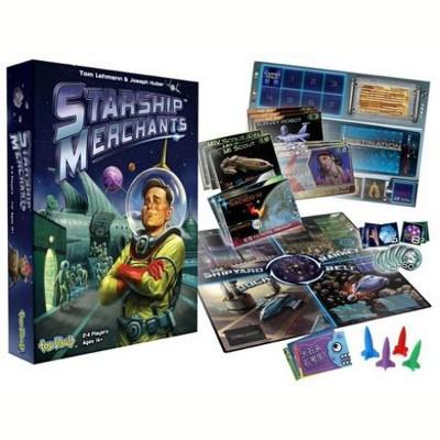 Starship Merchants Board Game