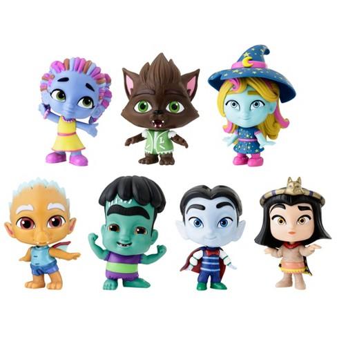 Netflix Super Monsters Figures Monsters 7pk Target