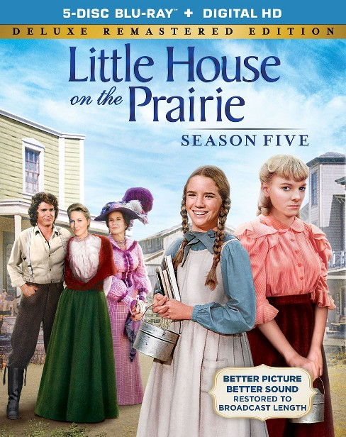 Little house on the prairie:Season 5 (Blu-ray) - image 1 of 1