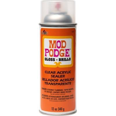 Mod Podge 12oz Clear Acrylic Sealer Gloss