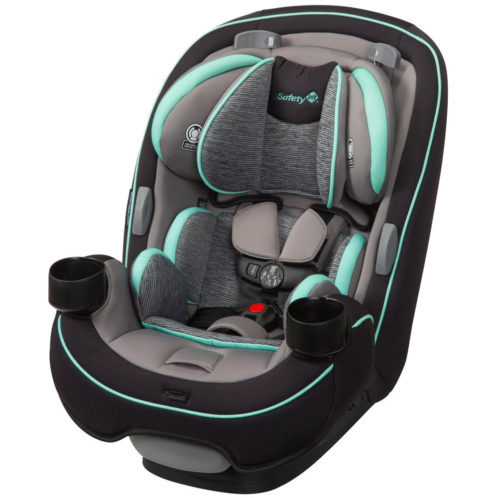Image of Safety 1st Grow And Go 3-in-1 Convertible Car Seat - Aqua Pop