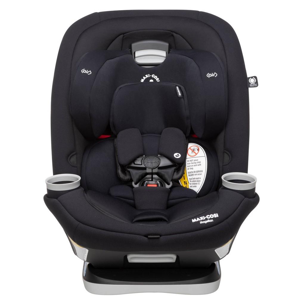 Image of Maxi-Cosi Magellan XP All-in-One Convertible Car Seat - Night Black