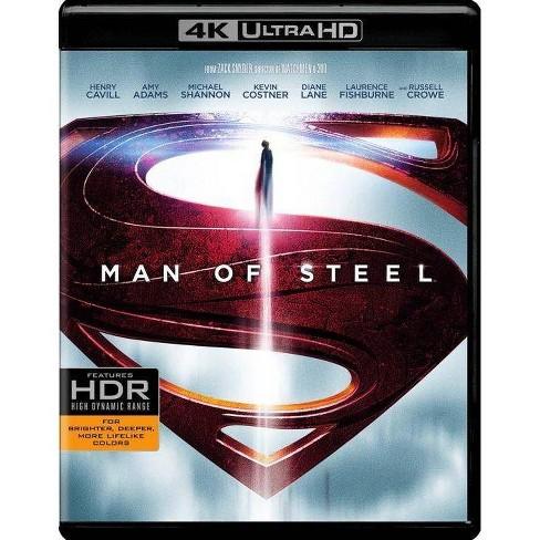 Man of Steel (4K/UHD)(2016) - image 1 of 1