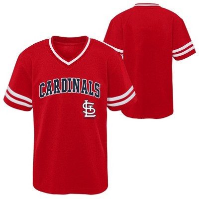 MLB St. Louis Cardinals Boys' Pullover Jersey
