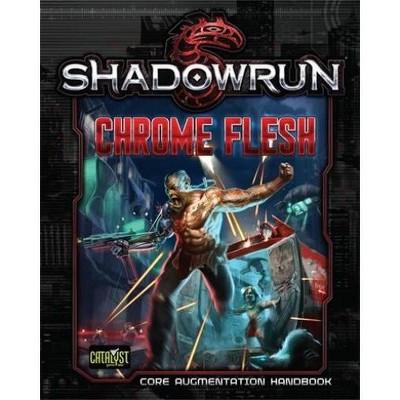 Chrome Flesh Hardcover