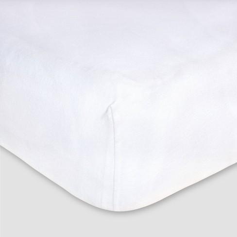 Burt's Bees Baby® Organic Jersey Fitted Crib Sheet - image 1 of 2