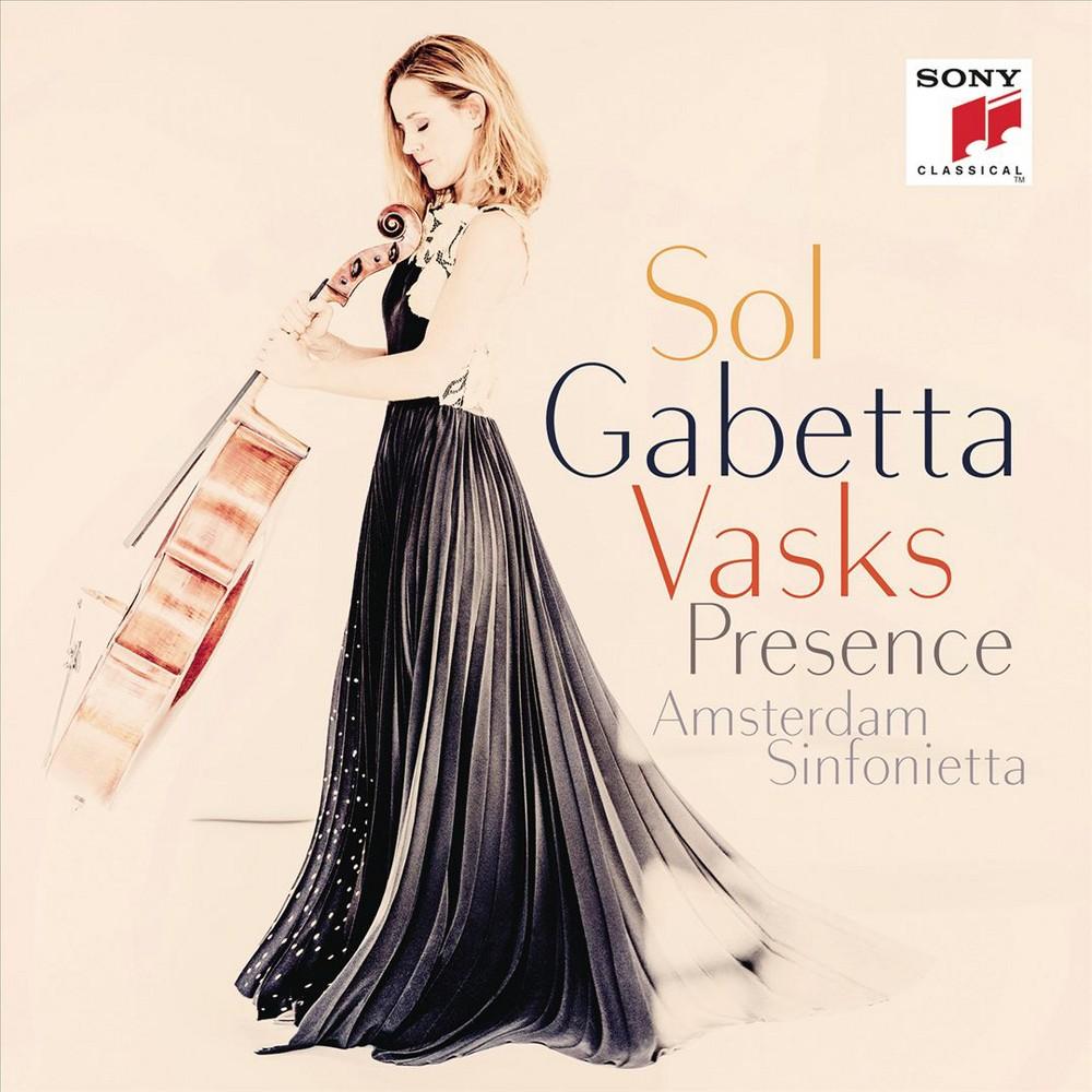 Sol Gabetta - Vasks:Presence (CD)