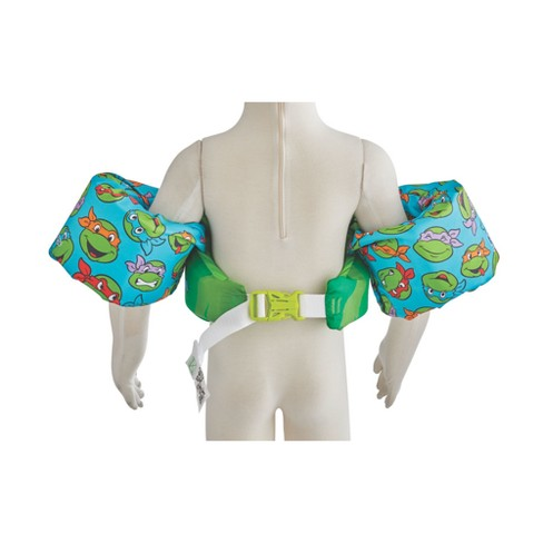 2405fc661 Stearns® Puddle Jumper® Kids Deluxe 3D Life Jacket - Teenage Mutant ...