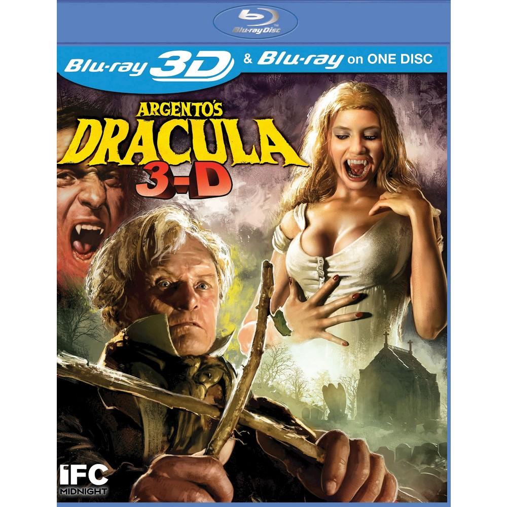 Argento's Dracula (3d/2d) (Blu-ray)