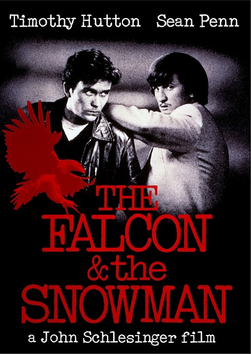 Falcon and the snowman (DVD) - image 1 of 1