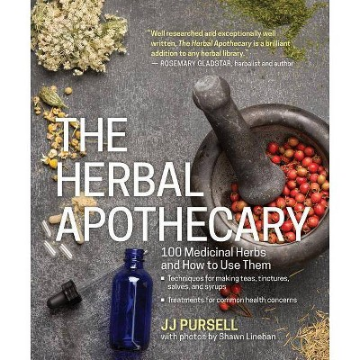 The Herbal Apothecary - by  Jj Pursell (Paperback)