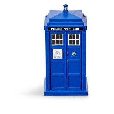 Seven20 Doctor Who TARDIS Electronic Spin And Fly Vehicle