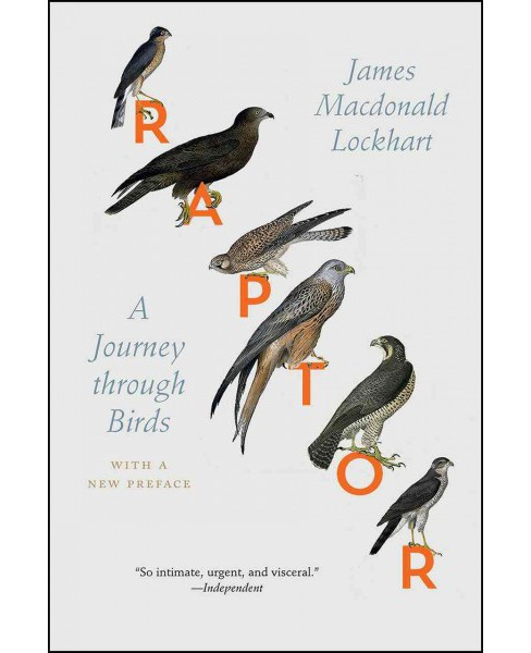 Raptor : A Journey Through Birds -  by James Macdonald Lockhart (Hardcover) - image 1 of 1