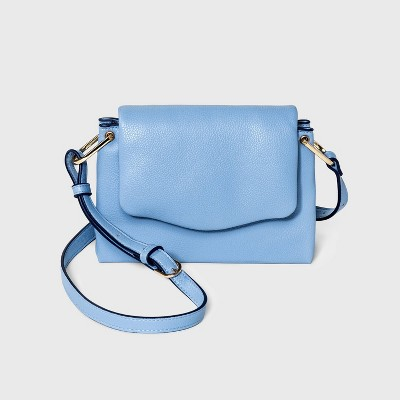 Square Flap Crossbody Bag - A New Day™