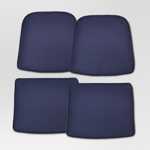 Belvedere 4pc Outdoor Small Space Cushion Set - Threshold™ - image 1 of 1
