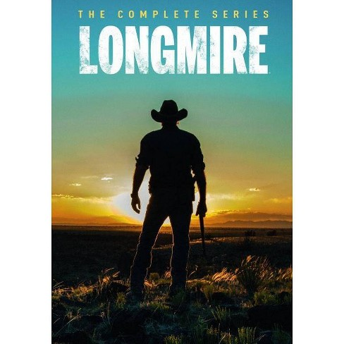 Longmire: The Complete Series (DVD) - image 1 of 2