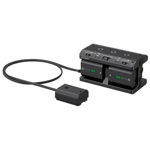 Sony NPA-MQZ1K Multi-Battery Adapter Kit, for Four Z-Series Batteries - image 1 of 4