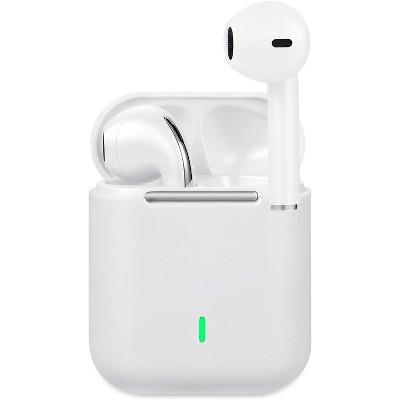 Dartwood True Wireless Earbuds - Portable Splashproof Headphones with Bluetooth Connectivity, Immersive Sound Earphones, Mic & Volume Control