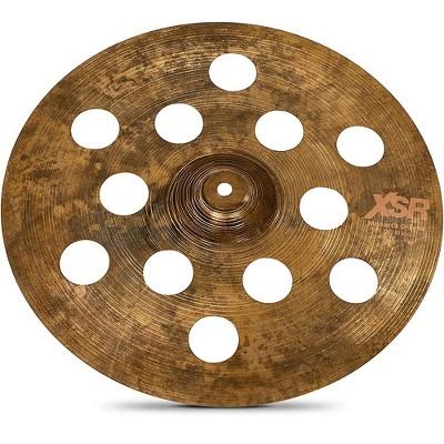 Sabian XSR Monarch O-Zone Crash Cymbal 16 in.