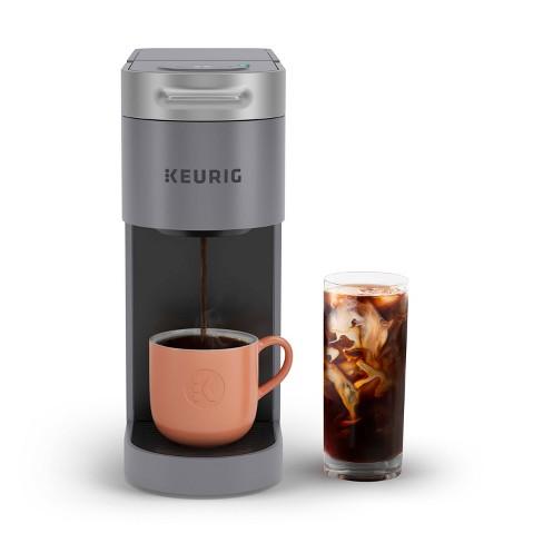 Keurig K-Slim + ICED Single-Serve Coffee Maker Gray - image 1 of 4