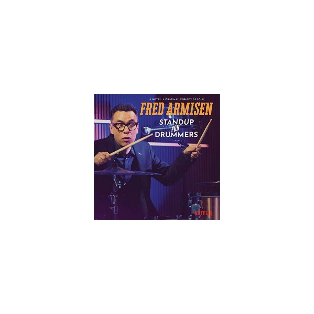 Fred Armisen - Standup For Drummers (Vinyl)