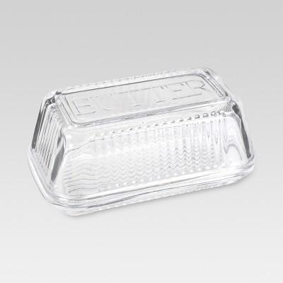 Glass Butter Dish - Threshold™