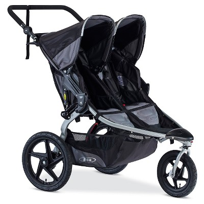 BOB Revolution FLEX Duallie Jogging Stroller - Black