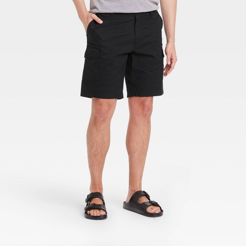 """Men's 9.5"""" Relaxed Fit Utility Cargo Shorts - Goodfellow & Co™ - image 1 of 3"""