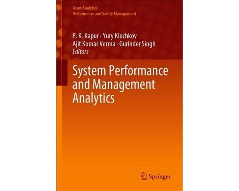 System Performance and Management Analytics -  (Hardcover) - image 1 of 1