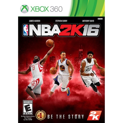 NBA 2K16 PRE-OWNED - Xbox 360 - image 1 of 1